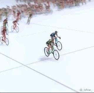 bikes9 Mesmerizing CGI physics simulations we cant stop staring at (18 GIFs)