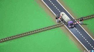train9 Mesmerizing CGI physics simulations we cant stop staring at (18 GIFs)