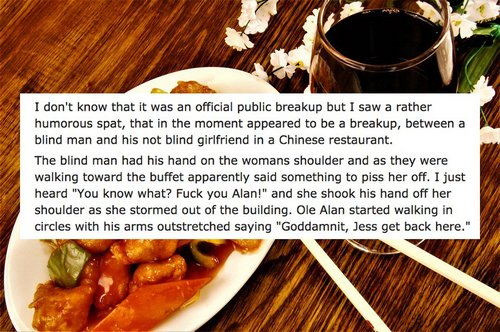 112 Messy public breakups you dont want to be a part of (13 Photos)