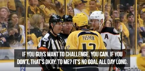 oh the things nhl refs say 17 photos 15 Oh, the things NHL refs say (17 Photos)