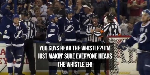 oh the things nhl refs say 17 photos 16 Oh, the things NHL refs say (17 Photos)
