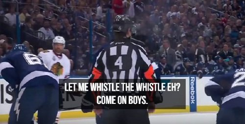 oh the things nhl refs say photos 3 Oh, the things NHL refs say (17 Photos)