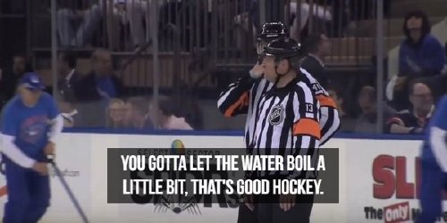 oh the things nhl refs say 17 photos 14 Oh, the things NHL refs say (17 Photos)