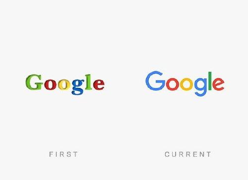 old logos vs current logos of major companies photos 10 Old logos vs current logos of major companies (35 Photos)