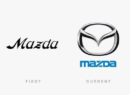 old logos vs current logos of major companies photos 11 Old logos vs current logos of major companies (35 Photos)