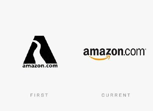 old logos vs current logos of major companies photos 13 Old logos vs current logos of major companies (35 Photos)
