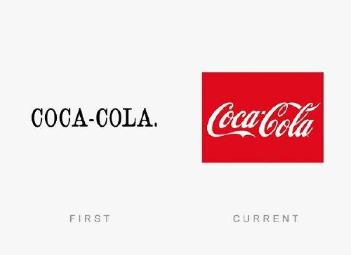 old logos vs current logos of major companies photos 14 Old logos vs current logos of major companies (35 Photos)