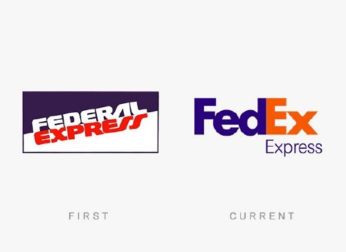 old logos vs current logos of major companies photos 24 Old logos vs current logos of major companies (35 Photos)