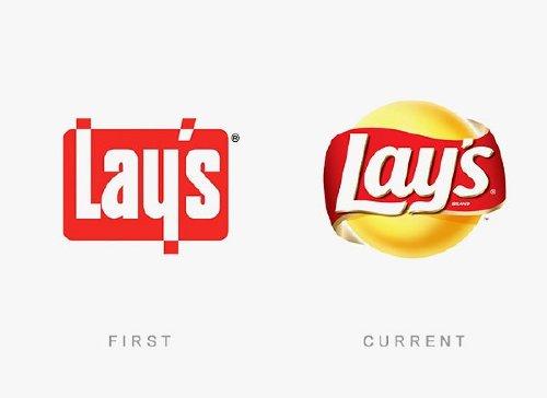 old logos vs current logos of major companies 35 photos 25 Old logos vs current logos of major companies (35 Photos)