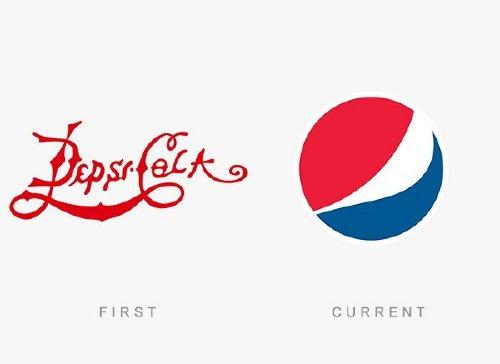 old logos vs current logos of major companies 35 photos 252 Old logos vs current logos of major companies (35 Photos)