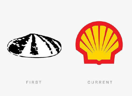 old logos vs current logos of major companies 35 photos 255 Old logos vs current logos of major companies (35 Photos)