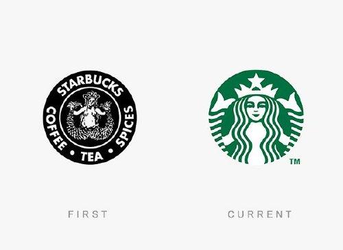 old logos vs current logos of major companies 35 photos 256 Old logos vs current logos of major companies (35 Photos)