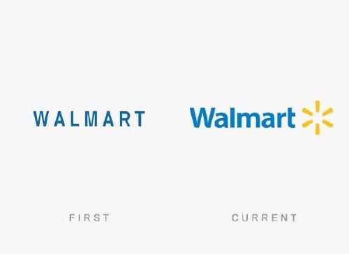 old logos vs current logos of major companies 35 photos 259 Old logos vs current logos of major companies (35 Photos)
