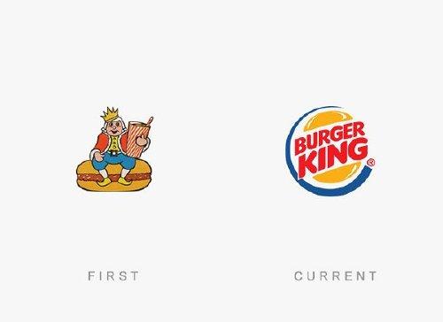 old logos vs current logos of major companies photos 4 Old logos vs current logos of major companies (35 Photos)