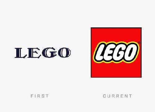 old logos vs current logos of major companies photos 6 Old logos vs current logos of major companies (35 Photos)