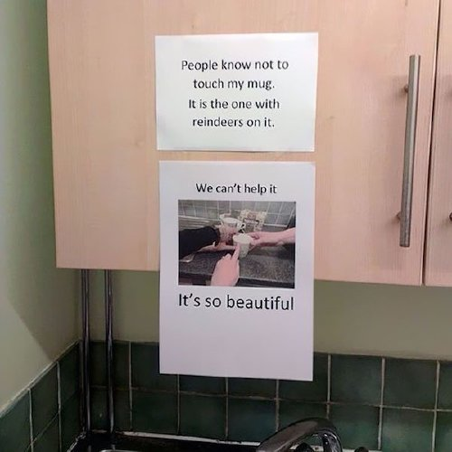 funny flyers posters responses 12 5a7dbc681057e 605 People dealing with passive aggressiveness like a boss (30 Photos)