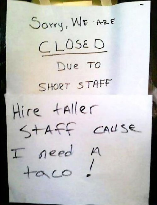 funny flyers posters responses 34 5a7c2e7c8e700 605 People dealing with passive aggressiveness like a boss (30 Photos)