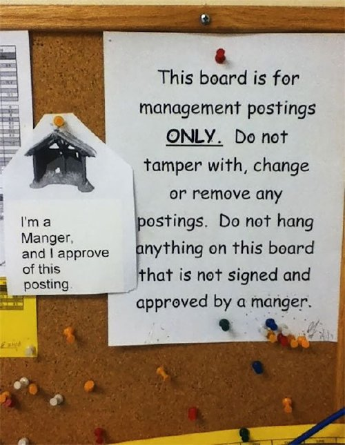 funny flyers posters responses 44 5a7d4e3b562fd 605 People dealing with passive aggressiveness like a boss (30 Photos)