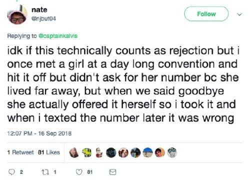 people share their worst rejection stories 20 photos 111 People share when rejection was injected straight into their heart (21 Photos)
