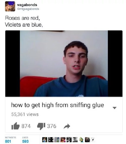 roses are red i am a ghost youre going to love or hate this post 14 Roses are red, I am a ghost, youre either going to love or hate this post (25 Photos)