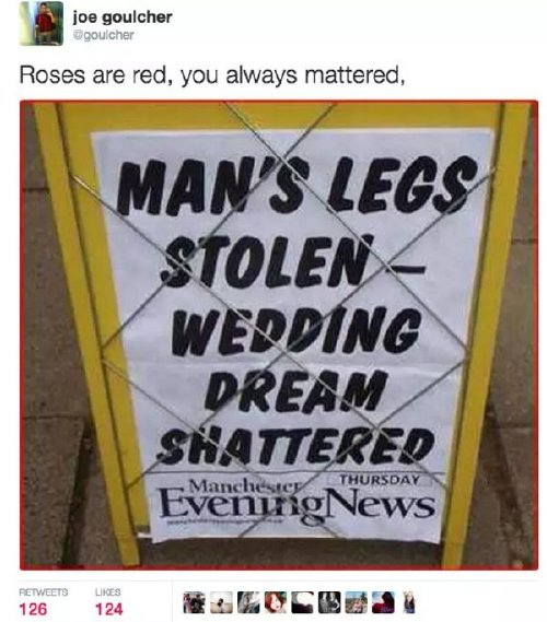 roses are red i am a ghost youre going to love or hate this post 4 Roses are red, I am a ghost, youre either going to love or hate this post (25 Photos)