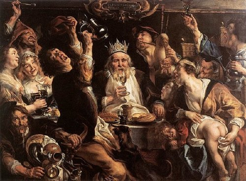 Several of the oldest alcoholic drinks in history (9 Photos)