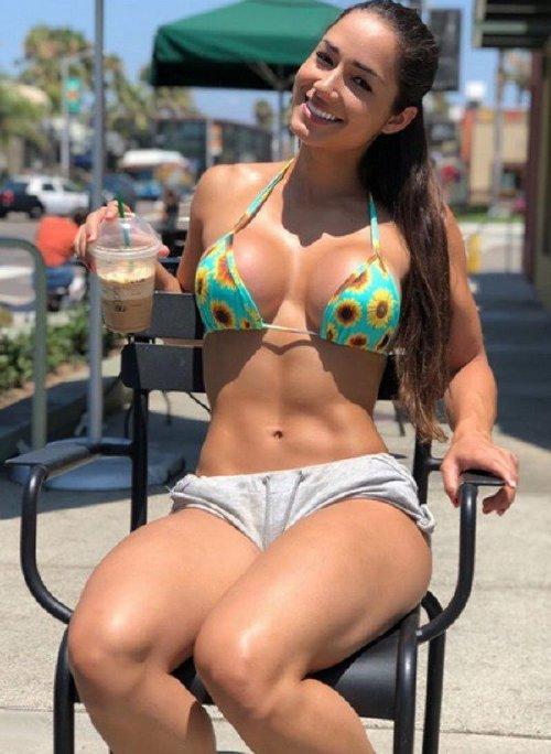 d99a82d0817bdd1d45a0ed07394d113d Sexy 6 minute abs (53 Photos)