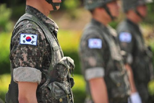 south korean military 610x406 The most lethal martial arts ever created (20 Photos)