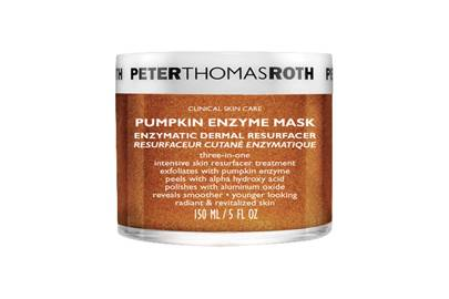 Pumpkin Enzyme Mask, £55.50, Peter Thomas Roth