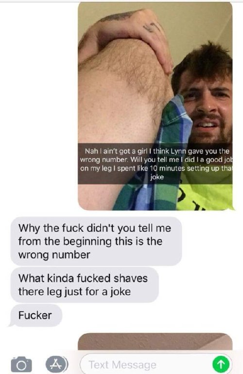 2620460 18 Thirsty idiot looking to hook up with Lynn texts wrong number, pays the troll toll (18 Photos)