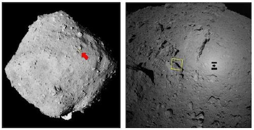 two japanese probes landed on an asteroid and the pictures are amazing xx photos 9 Two Japanese probes landed on an asteroid and the pictures are amazing (10 Photos)