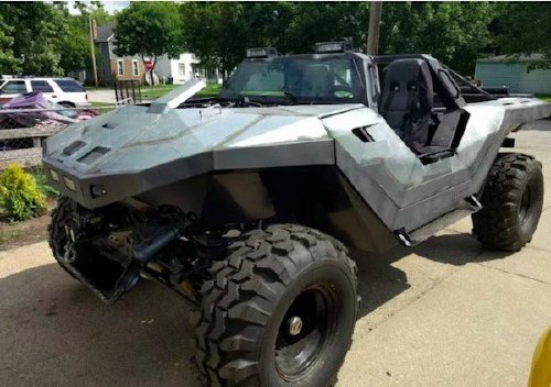 screen shot 2018 09 11 at 9 36 25 am Video game vehicles brought to life is fandom at its finest (22 Photos)