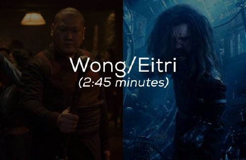 your favourite avengers werent actually on screen for very long in infinity war x photos 8 Your favourite Avengers werent actually on screen for very long in Infinity War (29 Photos)