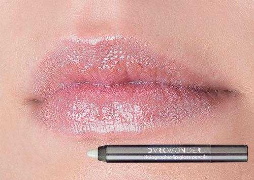 Голографический карандаш-блеск для губ Stellar Lights Holographic Lip Gloss Pencil Dark Wonder, 901 Aurora, Л'Этуаль Selection