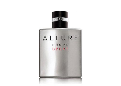 Парфюмерная вода-спрей Allure Homme Sport, Chanel