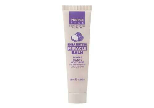 Бальзам для губ Shea Butter Miracle Balm, Purple Tree