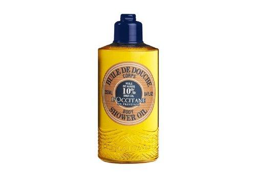 Масло для душа «Карите» Body Shower Oil, L'Occitane