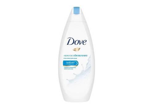 Гель-скраб для душа «Нежное обновление», Dove