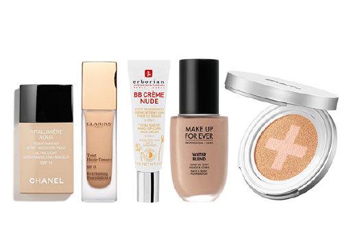 5 классных тональных средств для сухой кожи