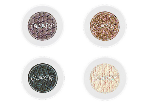 Тени Pressed Powder Shadow, ColourPop