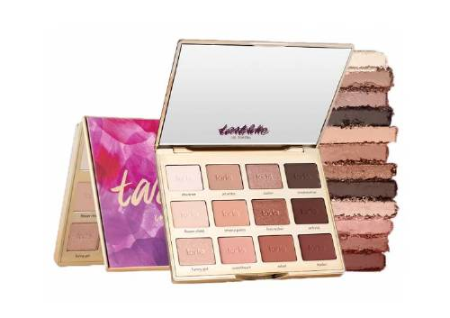 Палетка теней Tartelette In Bloom Eyeshadow Palette, Tarte