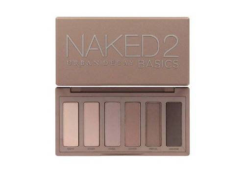 Палетка теней Naked 2 Basics Eyeshadow Palette, Urban Decay