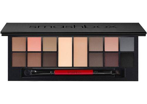 Палетка теней Photo Matte Eyes Palette, Smashbox