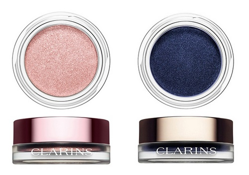 Кремовые тени для век Ombre Matte Cream-to-Powder Eyeshadow Smoothing and Long-Lasting, Clarins
