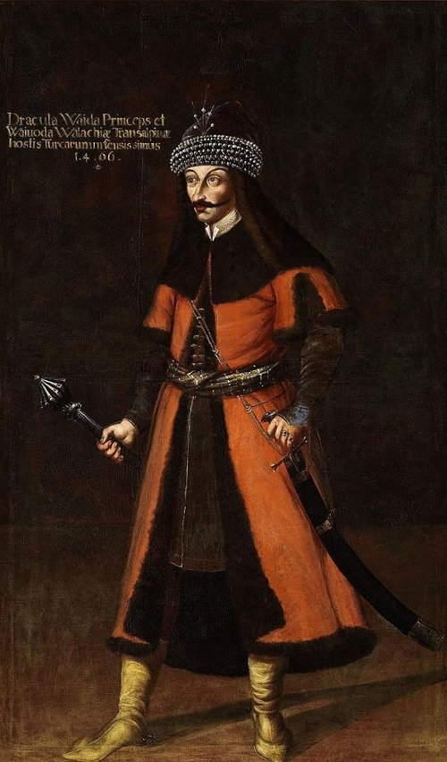 bloody facts about the real dracula vlad the impaler photos 7 Bloody facts about the real Dracula: Vlad the Impaler (15 Photos)