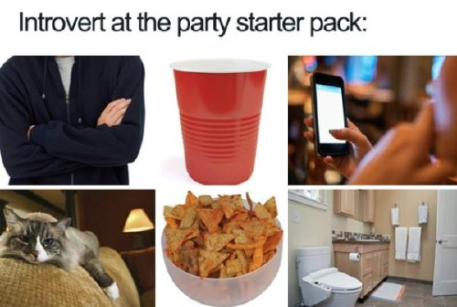 intro 19 Cancel all your plans for these introvert memes (30 Photos)