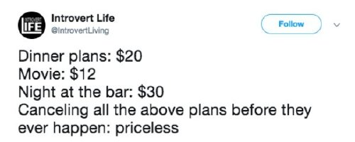 intro 253 Cancel all your plans for these introvert memes (30 Photos)