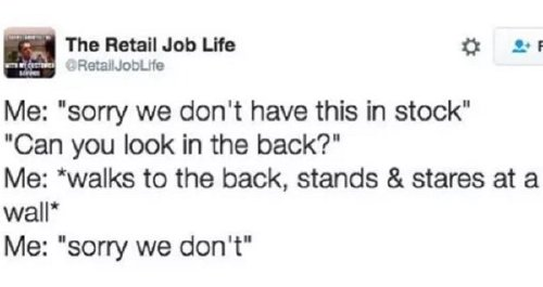 if youve worked in retail you know photos 17 Ever work retail? Well, you can relate to these (27 Photos)