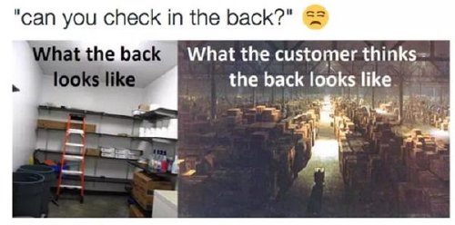 if youve worked in retail you know photos 21 Ever work retail? Well, you can relate to these (27 Photos)