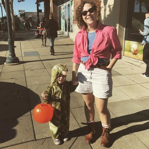 family halloween costumes 7 Fact: Families who dress together for Halloween get the most candy (45 Photos)